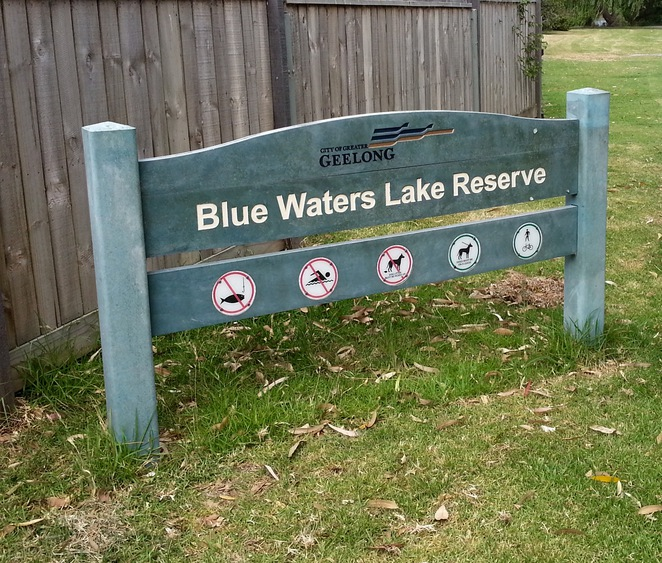 Blue Waters Lake Reserve Ocean Grove, Bellarine