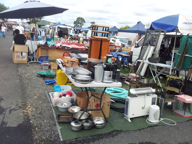 boot hill markets, cheap household items, markets, st andrews