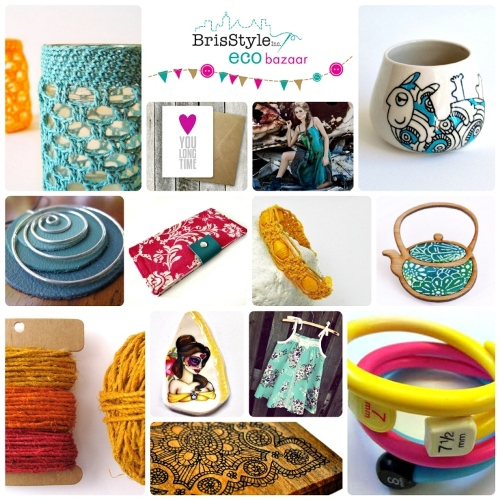 Bris Style Indie Eco Market, Sustainable shopping, best markets in Brisbane, Upcycled presents
