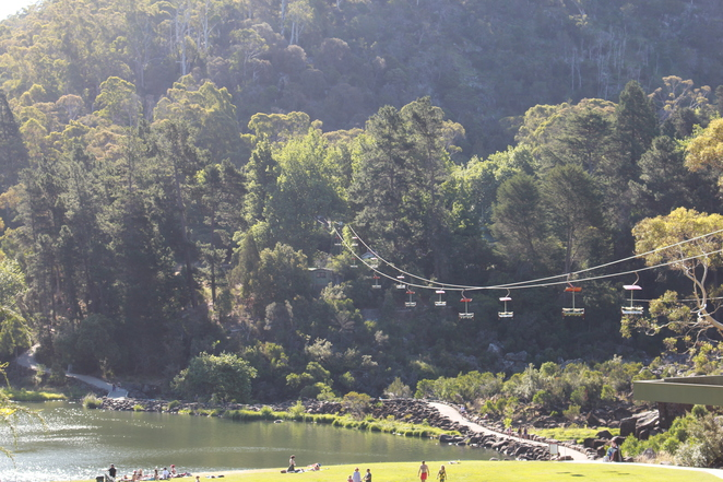 Cable Car, Cataract Gorge