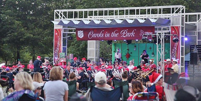 carols in town park, canberra, ACT, christmas carols, ACT, tuggeranong, ACT, christmas carols,