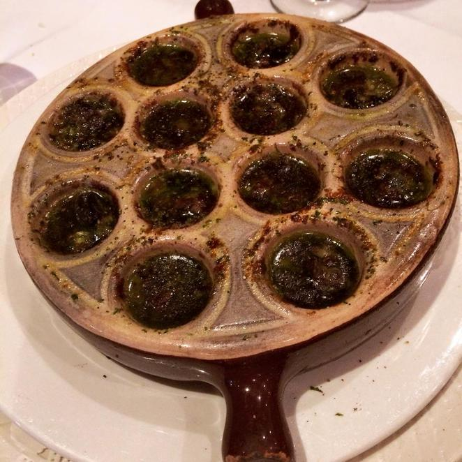 chez pascal, provincial, french, philippe, Lebreux, sans souci, rocky point road, restaurant, escargot, snails, eat, garlic, butter