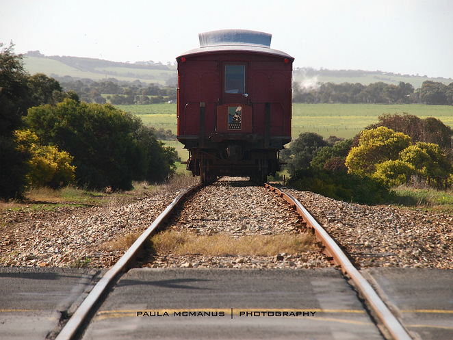 Cockle Train Victor Harbor Goolwa