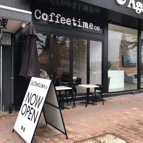 Coffeetime Co, Glenelg North, coffee shop, cafe