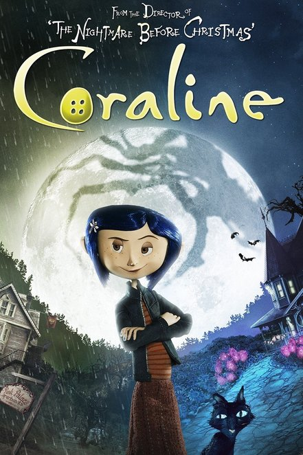 coraline halloween kids movie