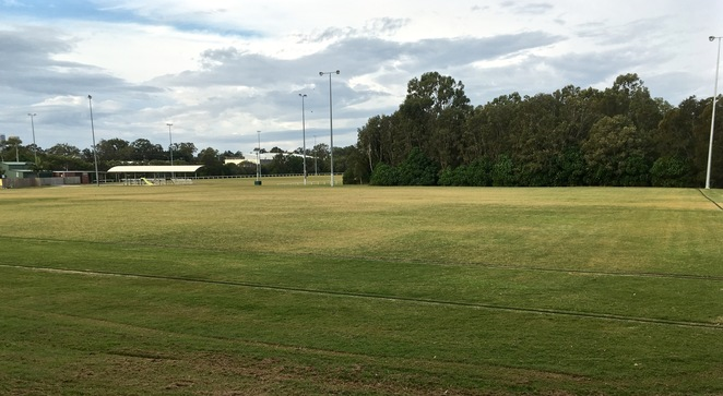 cos Zantiotis Playing Fields, Sports Fields, Ovals, Playground, Olsen Avenue, near Treasure Island Holiday Resort, Gold Coast, Walking Track, Cos Zantiotis,