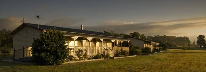 cottages on lovedale, hunter valley accommodation, lovedale accommodation