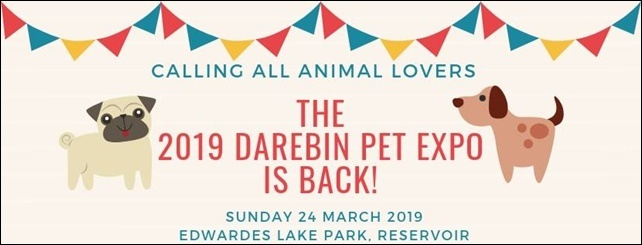 Darebin,Pet,Expo