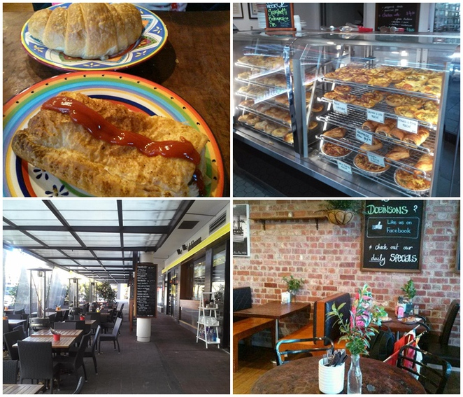 dobinsons, canberra, best pies, best sausage rolls, canberra, ACT, bakeries,