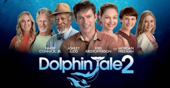 Dolphin Tale 2, Harry Connick Jr,