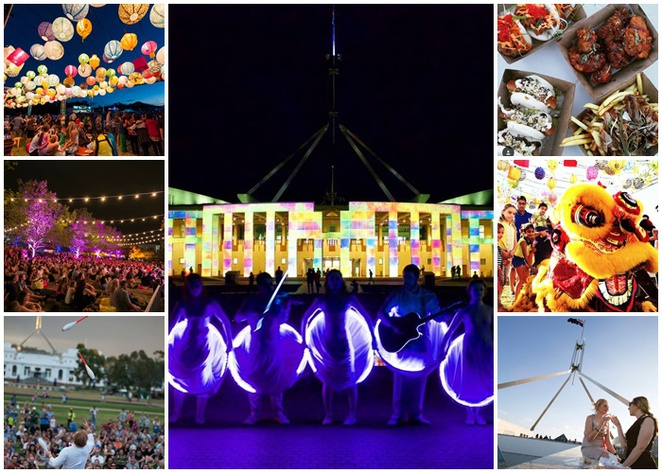 enlighten festival, canberra, ACT, things to do, boring, not boring, festivals, events, markets,