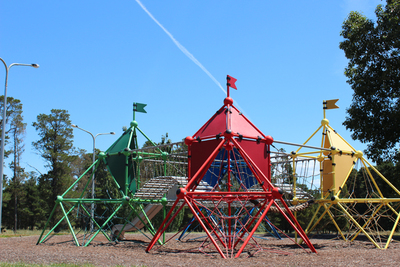 fadden pines, playground, kids, canberra playgrounds