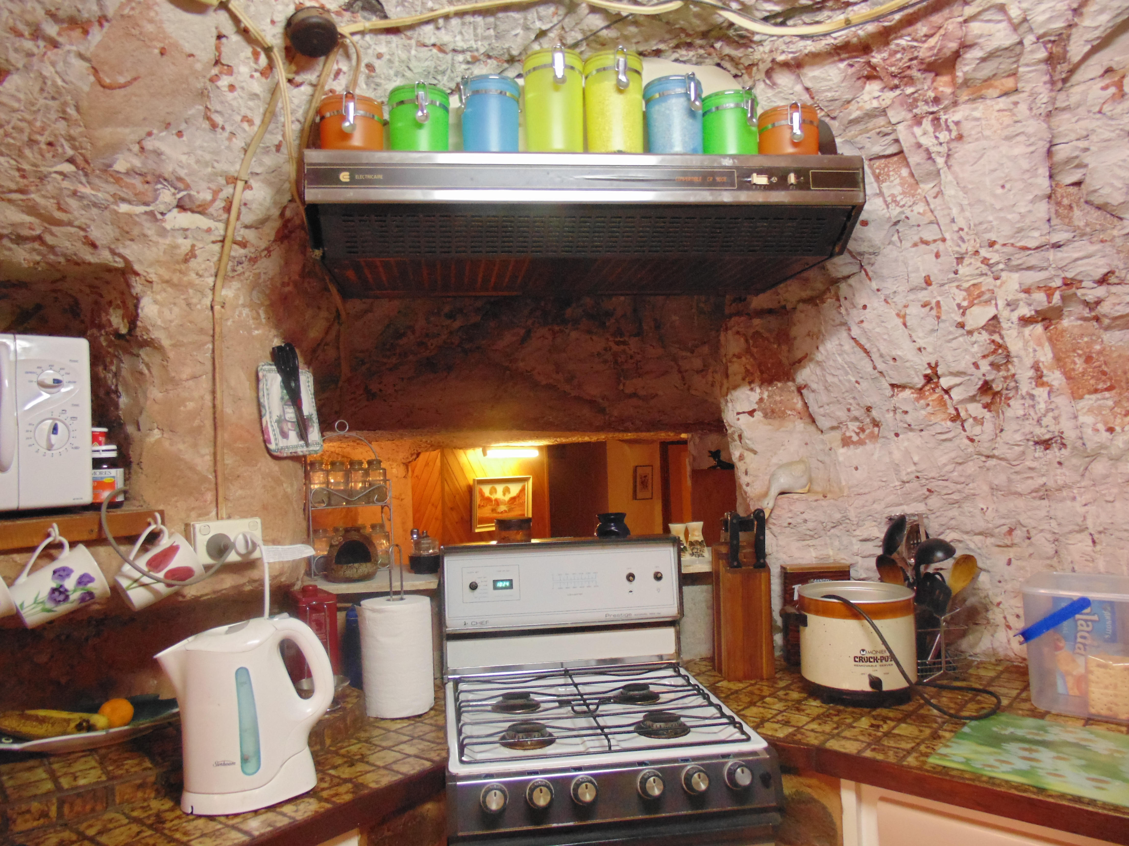 Faye S Underground House In Coober Pedy Coober Pedy