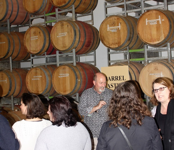 Feast of The Grape, Faber Vineyard, Shiraz Masterclass, John Griffiths,Swan Valley, Gourmet Escape, wine tasting, degustation, food and wine