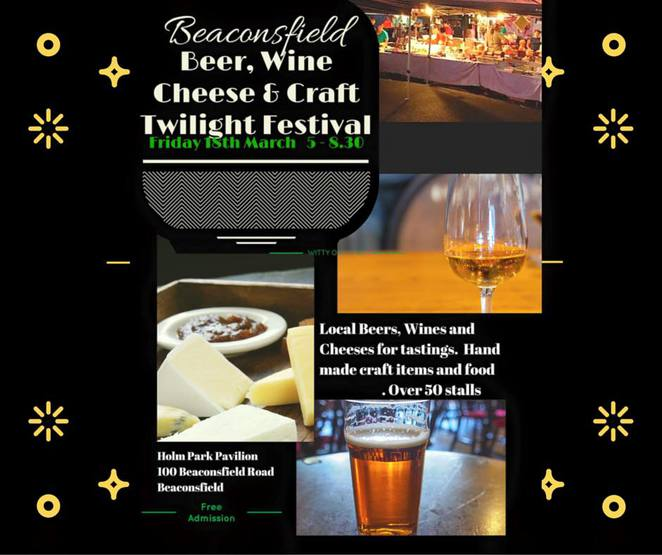 FREE Beer wine cheese craft festival
