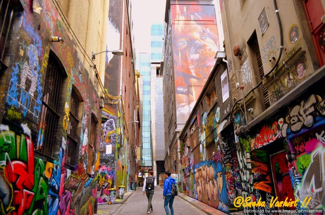 graffiti, art, art lover, graffiti lane, melbourne's artistic lanes