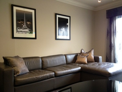 Grand Mercure Melbourne Flinders Lane Apartments Signature Suite Lounge