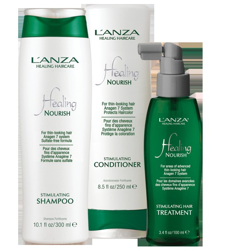 healing, hair, nourish, protecting hair, hairdresser, salon, hair products, hair care, L'Anza, L'Anza healing hair care australia
