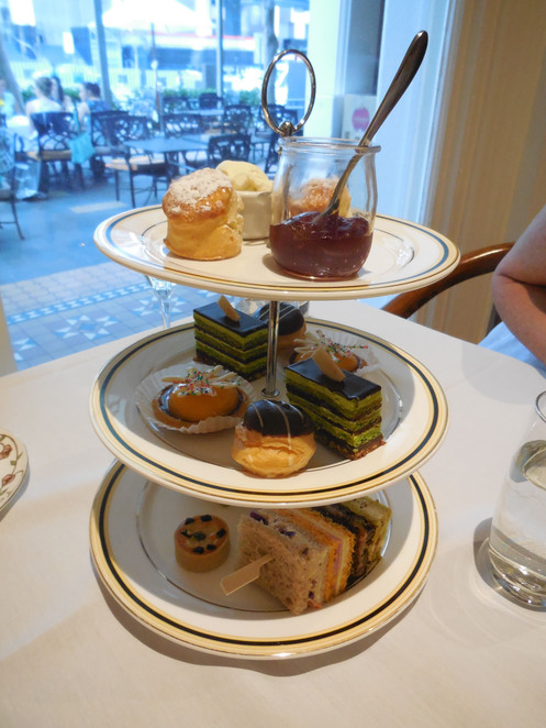 High Tea at The Terrace Hotel Perth