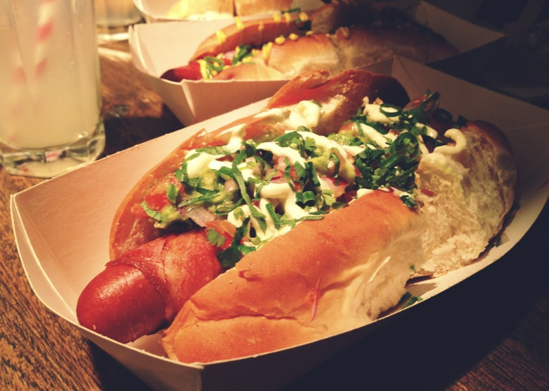 The Soda Factory Hot Dogs