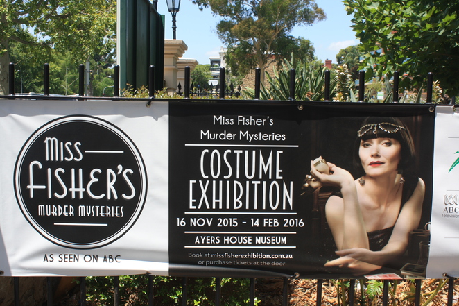 Miss Fisher Costume Exhibition