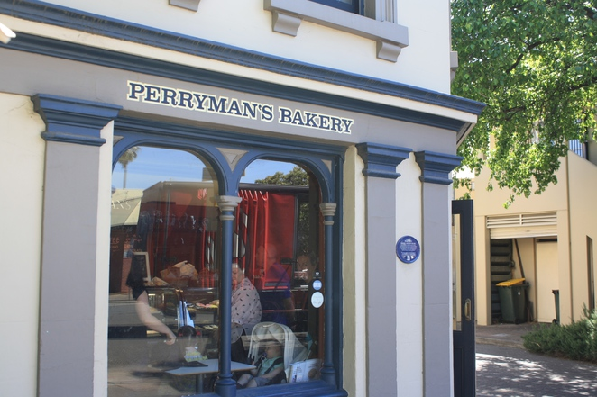 Perryman's baking has been carried out at 54 Tynte Street almost continuously for over 130 years.