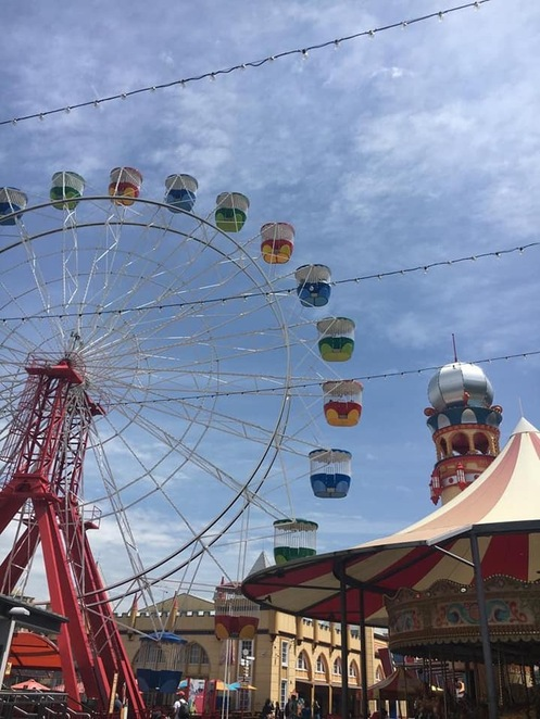 Luna Park will play host to Winterfest.