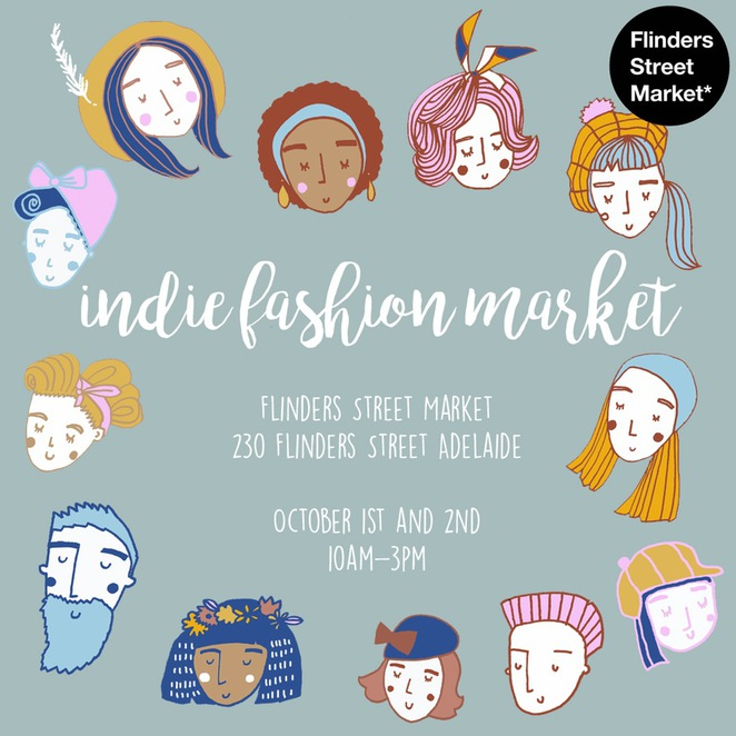 indie fashion market, flinders street market, adelaide markets, flinders street market special events, best markets adelaide, indie fashion adelaide, markets adelaide city, free things to do in adelaide