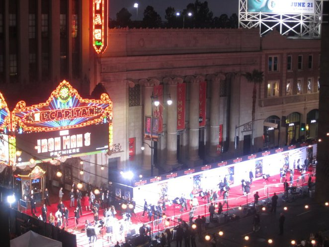 ironman3 redcarpet hollywood