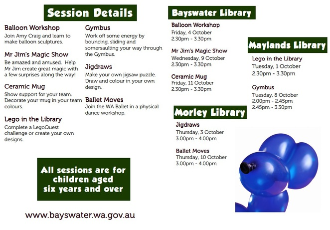 Library Holidays
