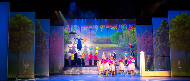 mary, poppins, redland, performing, arts, theatre, musical