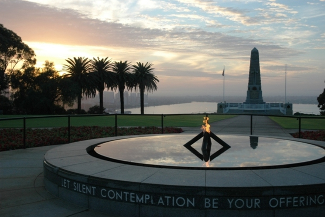 Image Courtesy of the Kings Park website