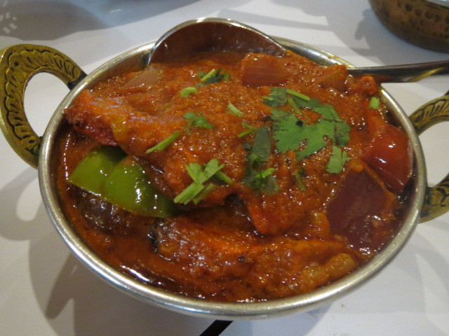 New India Restaurant, Kadai Chicken, Adelaide