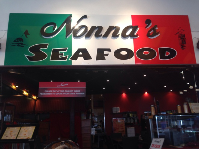 Nonna's at Harbourtown