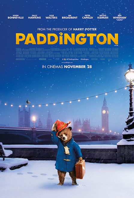 Paddington, Michael Bond, Michael Gambon, Ben Wishaw