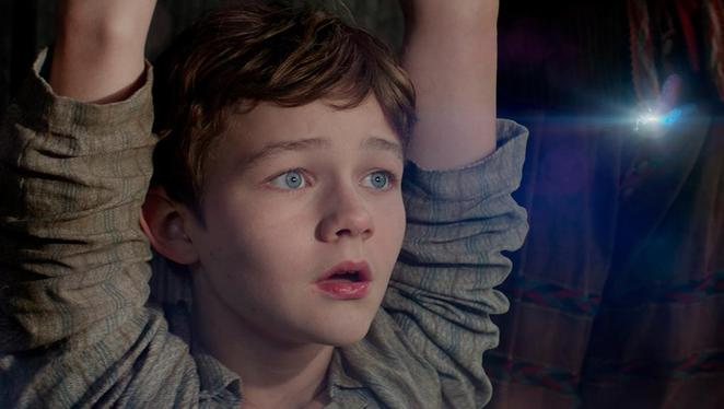 pan, film review, movie review, hugh jackman, Garrett Hedlund, levi miller, rooney mara, amanda seyfried, cara delevingne, fairy tale, joe wright, cinema, children's movie, children's story