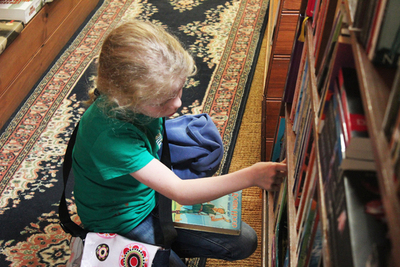 picking books chapter two books