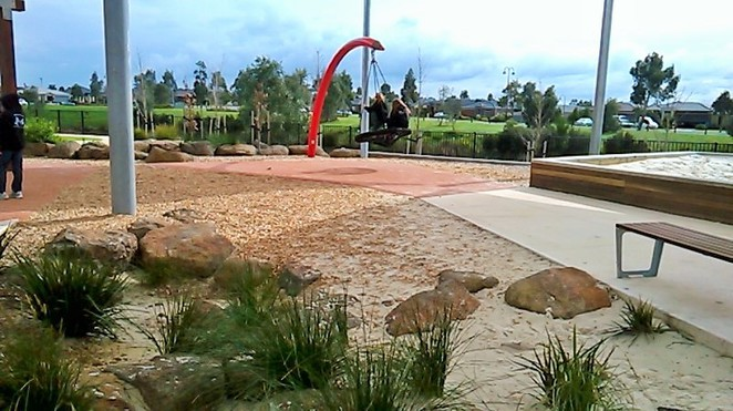 Playgrounds in Melbourne,Recreation reserves Victoria,Wetlands Melbourne,Kids day out,Livvi's Place,Parks in Melbourne,Football grounds, Public exercise equipment Melbourne,Parks in Lyndhurst,Places to play in Melbourne,