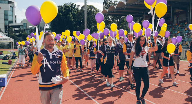 Teams raise funds for Sunshine Coast Relay For Life