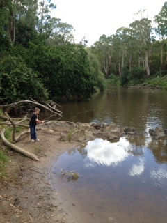 river, fishing,walking track, cafe, bakery, antiques, lolly shop, museum, art gallery