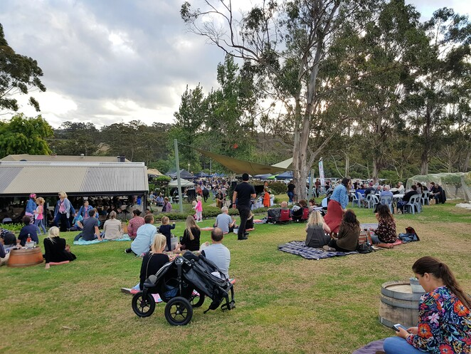 Rockcliffe Night Markets, Taste Great Southern, Adam Law, Anna Gare, Verity James, celebrity cooks,cooking demonstrations, food and wine, live music