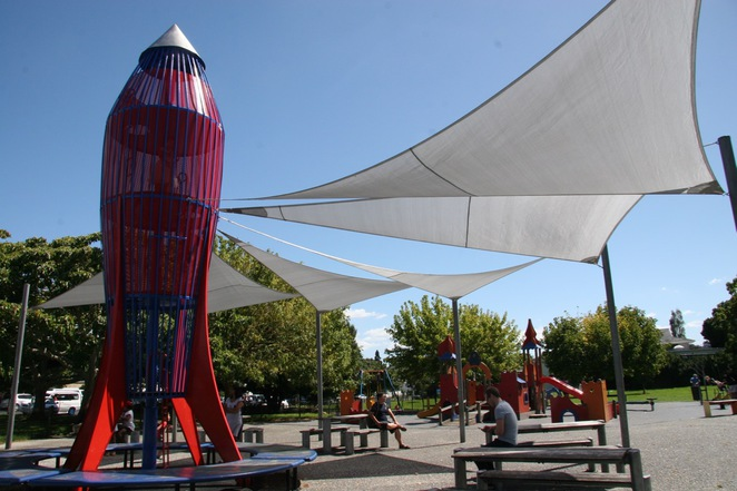 Rocket Park, playground, Auckland, Mt Albert
