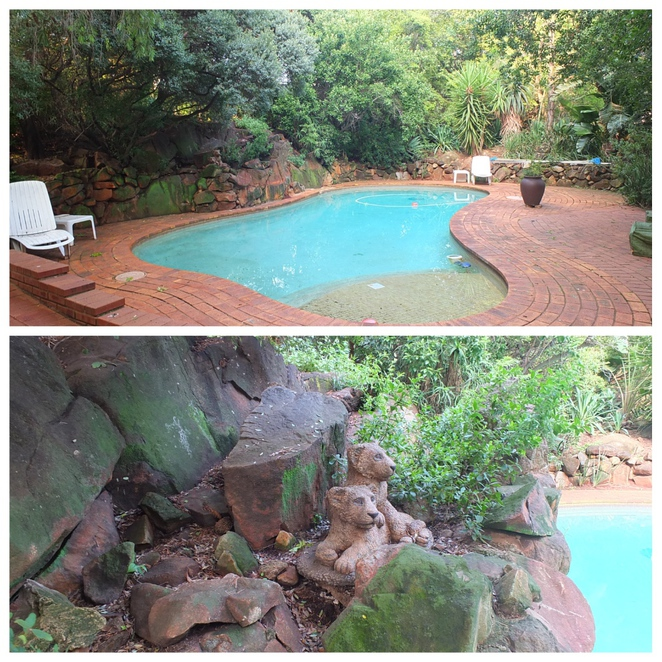 Rockridge Manor, Fairland, Johannesburg, South Africa, Bed and Breakfast, home-from-home, suits businessmen, couples, honeymooners, free wi-fi, Egyptian cotton linen, swimming pool, scrumptious breakfasts, English Pub, snooker, haven for discerning travellers