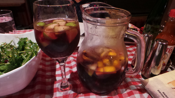 Sangria, El Toro Tapas and Pizza, Maroubra