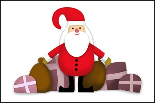 Santa,will,be,there,with,gifts