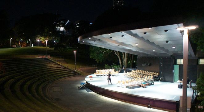 Roma Street Parklands Amphitheater hosts QSE's annual Shakespeare in the Park production
