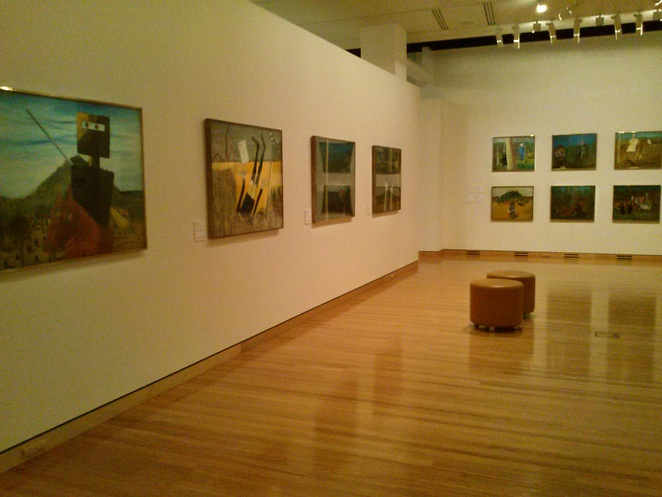 Sidney Nolan, Canberra Museum and Gallery