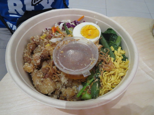 Soonta at Norwood, Karaage Rice Bowl, Adelaide