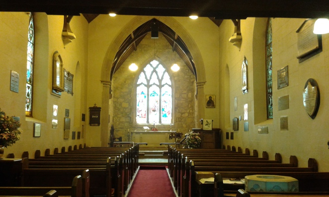 St John the Baptist Church, Reid, Canberra, historical buildings in canberra, Reid, Campbell family, Canberras first settlers,