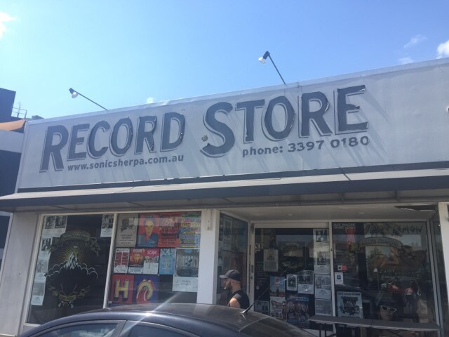 stones corner, records, vinyl, sonic sherpa, turntables, record store, brisbane southside